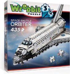 Selecta Spel en Hobby Wrebbit 3D Puzzel - Space Shuttle Orbiter - 435 stukjes