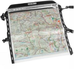 Ortlieb - Ultimate Six Map-Case - Stuurtas maat One Size, wit/grijs