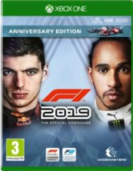 Codemasters F1 2019 (Formule 1) Anniversary Edition - Xbox One