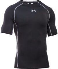 Zwarte Under Armour Under Armour HeatGear Armour Short Sleeve