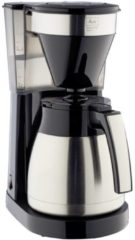 "Melitta Kaffeemaschine ""EASY TOP II THERM STEEL"", schwarz (9509376)"