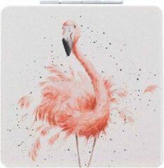 Roze Wrendale Spiegeltje - Pretty in Pink