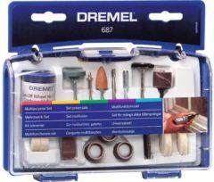 Dremel 687JA Multi Set für Multifunktionswerkzeug 26150687JA