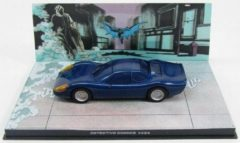 BatMobile Detective Comics 434 Blue