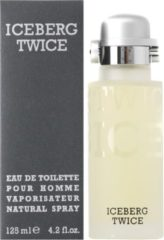 Iceberg Interactive BV Twice Pour Homme Edt Spray Karton @ 1 Fl