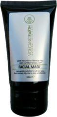 Grijze Volcanic Earth Europe VolcanicEarth Barbers Facial Mask (gezichtsmasker)