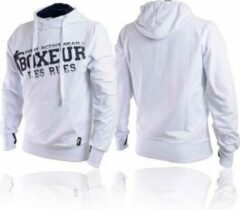 Boxeur Des Rues Hooded Sweatshirt With Thumb Openings
