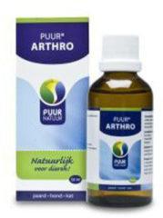 Puur Natuur Arthro - Voedingssupplement - Gewrichten - Spieren - 50 ml