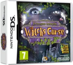 Avanquest Witch's Curse DS video-game Nintendo DS Engels