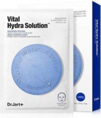 Dr. Jart+ Dr Jart+ Dermask Vital Hydra Solution | Hydraterend gezichtsmasker | Masker voor intense hydratatie | Geschikt voor elk huidtype | Direct zichtbaar resultaat een stralende gehydrateerde huid.