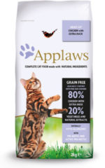 (8110658) Applaws cat adult chicken / duck kattenvoer 2 kg