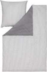 Bettwäsche, Estella, »Ronda«, im Basic Streifen Design