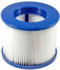 Witte XQ Max Jacuzzi filter - met schroefdraad - Originele filter - 4 stuks