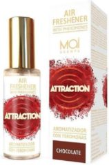 Attraction Mai feromonen luchtverfrisser chocolade 30 ml - 30ml