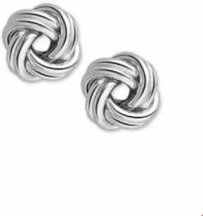 Kasius TFT Oorknoppen Knoop Zilver Gerhodineerd Glanzend 7 mm x 7 mm