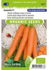 Oranje Sluis Garden - Wortel, halflange zomer en herfst Jeanette F1 - BIO zaden