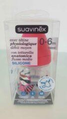 Suavinex Drinkfles baby roze