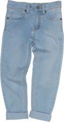 Ebbe - jongens spijkerbroek - model Bass - denim - blauw - Maat 104