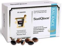 Pharma Nord Bio-Statiqinon Cholesterol - 60 Capsules - Voedingssupplement