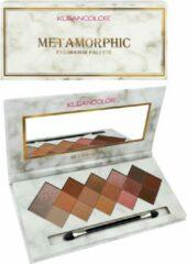 Roze Kleancolor Metamorphic Eyeshadow Palette - ES210.01 Marble