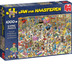 Jumbo Spiele GmbH Jan van Haasteren De Speelgoedwinkel The Toy Shop 1000 Stukjes