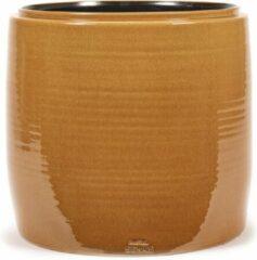 Serax Bloempot Honey-Geel D 38 cm H 38 cm