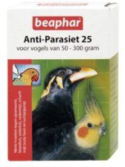 Beaphar Anti-Parasiet 25 Vogel - Vogelapotheek - 2 pip 50 - 300 G