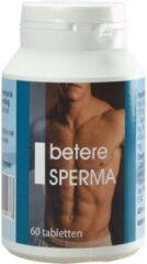 Electradeel Betere Sperma - 60 stuks - Stimulerend Middel