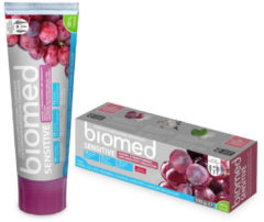 Splat Biomed - Sensitive Toothpaste - Toothpaste With Grape Seed Extract