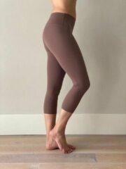 Ultimate Fit - High-Waisted Sportlegging 7/8 Sport / Yoga legging oud roze - L