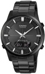 Casio Radio Controlled horloge LCW-M170DB-1AER - Horloge - 39 mm - Staal - Zwart