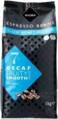 Rioba   Espressobonen - Decaf - 1kg