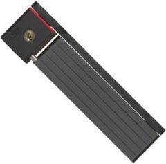 ABUS - Faltschloss Bordo 5700/80 uGrip - Fietsslot maat 80 cm, grijs/zwart