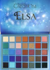 Blauwe Beauty Creations 35 Color Pro Eyeshadow Palette Elsa - BCE12