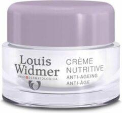 Louis Widmer Creme nutritive zonder parfum