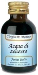 DR.GIORGINI SER-VIS Srl Dr. Giorgini Acqua Di Zenzero Cosmetico 50ml