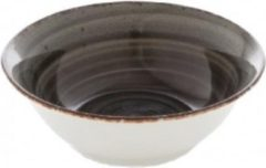 Antraciet-grijze Gural Ent color Set 6 Kom 23cm 134cl Antraciet 617341
