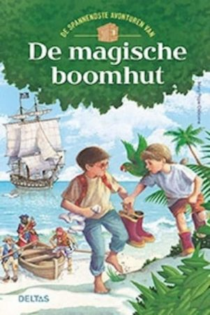 Afbeelding van Bruna De spannendste avonturen van De magische boomhut - Boek Mary-Pope Osborne (9044748750)