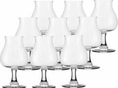 Royal Leerdam 18x speciaal bierglazen/tulpglazen transparant 410 ml Mainz