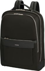 Zwarte Samsonite Laptoprugzak - Zalia 2.0 Backpack 15.6 inch Black