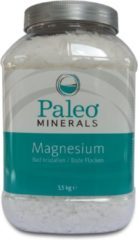 Paleo Minerals magnesium flakes pot verpakking 1500 Gram
