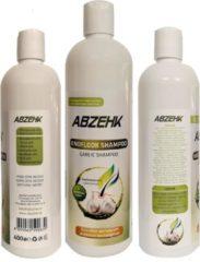 Abzehk Knoflookshampoo voor Langzaam Groeiend en Beschadigd Haar