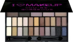Beige I Heart Makeup You're Gorgeous Palette