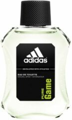 3x Adidas Pure Game Eau de Toilette Spray 100 ml