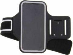 Merkloos / Sans marque Zwart Sportarmband Huawei Y7 Prime (2018)