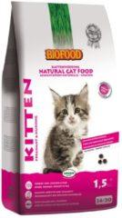 Biofood Ncf Kitten Pregnant&Nursing - Kattenvoer - Kalkoen Vis Kip 1.5 kg