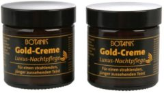 Botanis Goldcreme Nachtpflege 2er Set