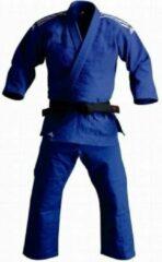 Adidas judopak J500 Training unisex blauw maat 200 cm