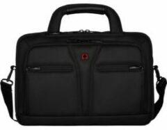 Zwarte Wenger/SwissGear Wenger Laptop bag BC Pro Briefcase Suitable for up to: 34,3 cm (13,5) Black