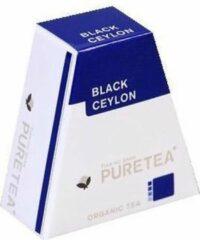 PureTea thee - Black ceylon -72 stuks